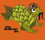 New Belgium Hop Kitchen Juicy Mandarina IPA