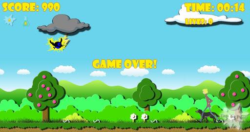 Bird Drops: Birdies Revenge
