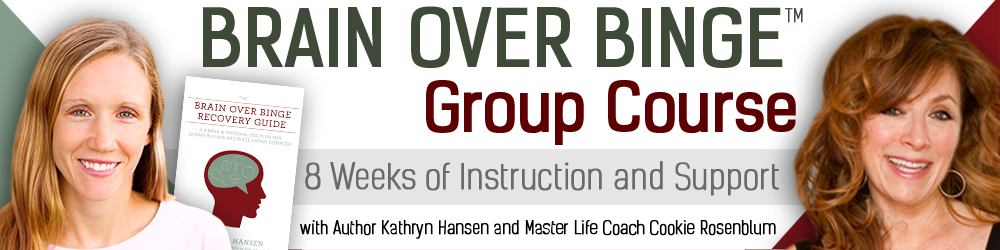 Brain Over Binge Recovery Guide Group Course
