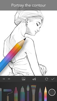 PaperOne:Paint Draw Sketchbook APK screenshot thumbnail 2