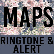 Maps Ringtone and Alert  Icon