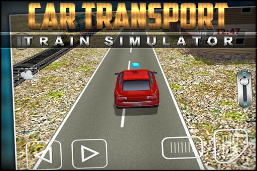 汽車運輸模擬火車