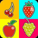 The same fruit icon