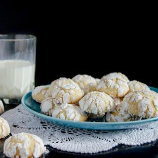 {Ghoriba - Moroccan Cookies} - Fursecuri marocane
