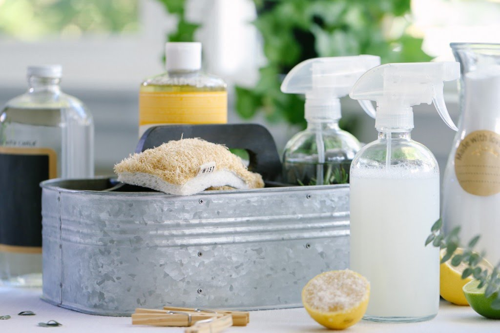 Uses For Simple Household Products To Save Money & Avoid Toxins