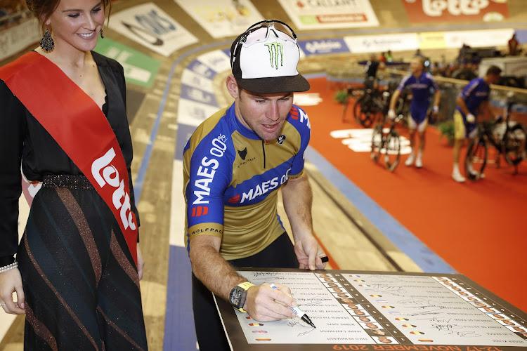 Mark Cavendish waagt zich te midden speculatie over Spelen aan nieuwe, bijzondere uitdaging
