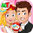 My Town: Wedding Day - The Wedding Game for Girls logo
