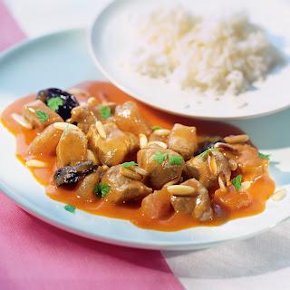 Orientalisches Curry