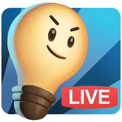遊戲App|知識王LIVE LOGO-3C達人阿輝的APP