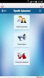 İzmir Göğüs H. Hastanesi Mobil screenshot 14