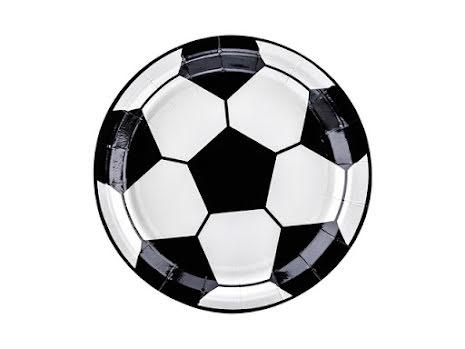 Assietter - Fotboll