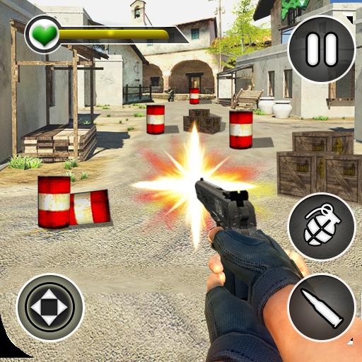 Elite Commando Crime Hunter 3D