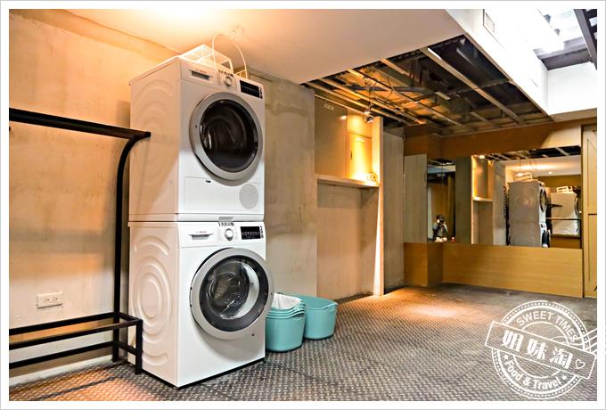 PAPO'A HOTEL 帕鉑舍旅洗衣機