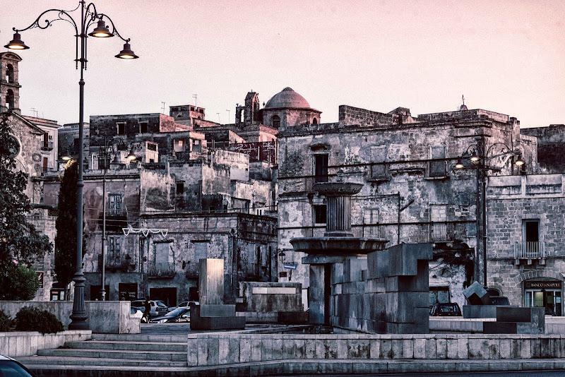 Borgo piazza Immacolata di Francesco_1987