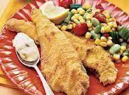 Russ's Lemon And Herb Fried Catfish Recipe