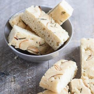 Garlic Rosemary Focaccia Bread