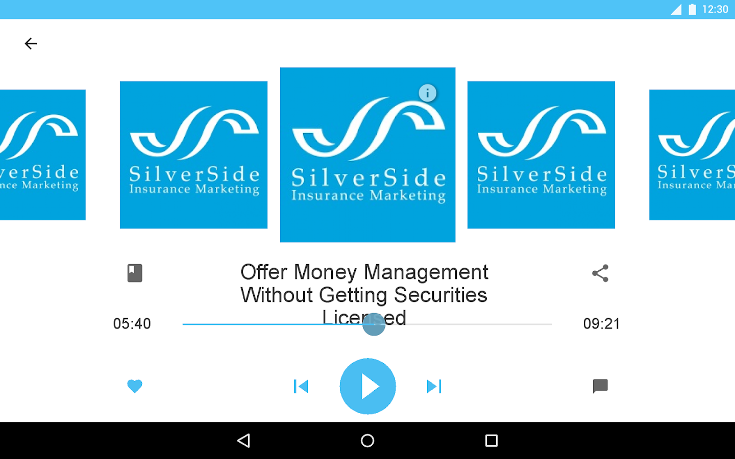 Silverside Insurance Marketing- screenshot