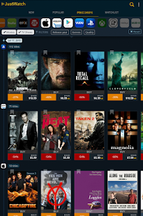 JustWatch – Search Engine for Streaming and Cinema 9