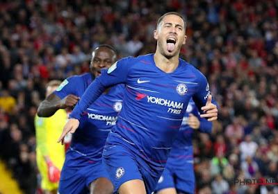 Chelsea voert druk op voor contractverlenging, vervanger staat vast en Hazard... wacht af