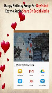 grattis på födelsedagen song Grattis på födelsedagen sånger till pojkvän – Appar på Google Play grattis på födelsedagen song