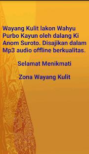 Anom Suroto Mp3 : suroto, Download, Wayang, Kulit, Wahyu, Purbo, Kayun, Windows, Music, Audio, Android