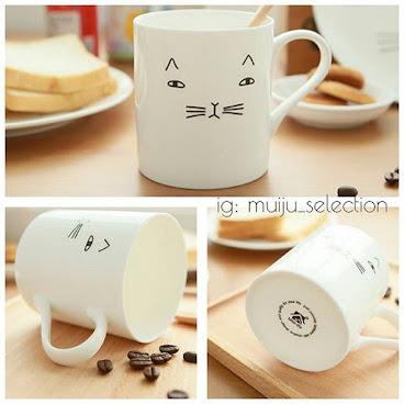 🐱可愛貓樣zakka陶瓷杯🐱