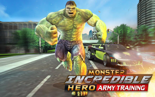Monster Incredible Hero Army Training V2 2.7 screenshots 4