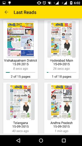Download Sakshi Epaper on PC & Mac with AppKiwi APK Downloader