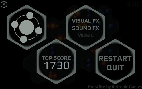 Frostfire- screenshot thumbnail