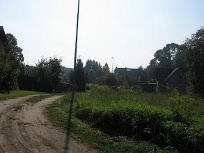 Photo: Trasa na południe wiodła przez Borowy Młyn,...