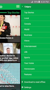 Metro News Canada screenshot 1