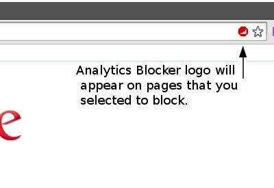 Analytics Blocker