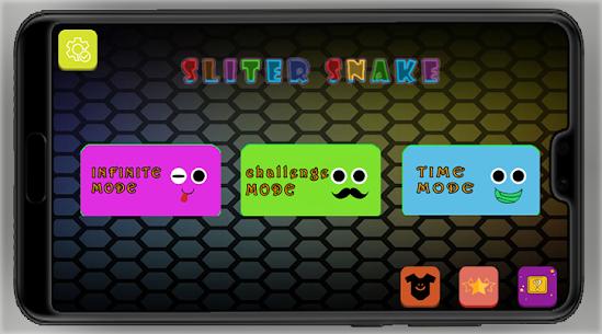 Worm Snake Slither 5.1 Mod APK (Unlock All) 1