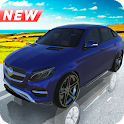 GLE 350 Mercedes - Benz Suv Driving Simulator Game icon
