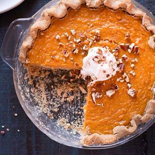 Southern Sweet Potato Pie.