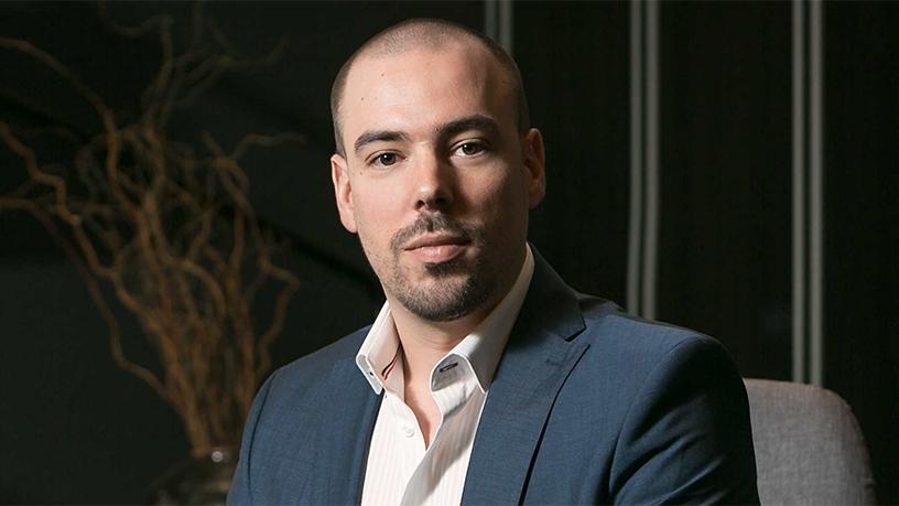 Ozow CEO Thomas Pays.