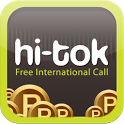 Free Int'l Call - HiTok icon