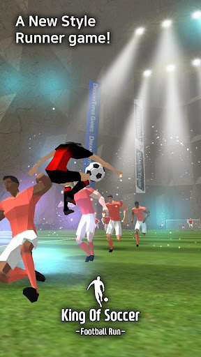 King Of Soccer : Football run 1.0.8.2 screenshots 1