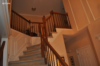 Photo: (Before) Front Stairs - Miller's Horsham, PA