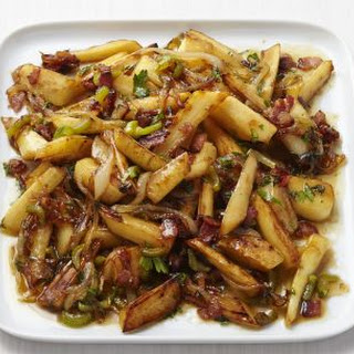 Parsnips with Bacon