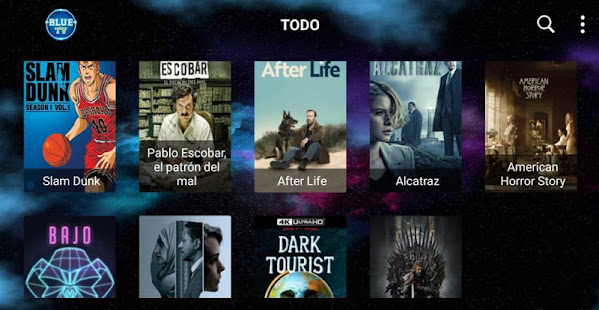 Blue TV Pro for PC / Windows 7, 8, 10 / MAC Free Download
