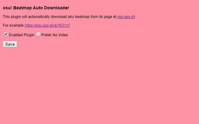 osu! Beatmap Auto Downloader