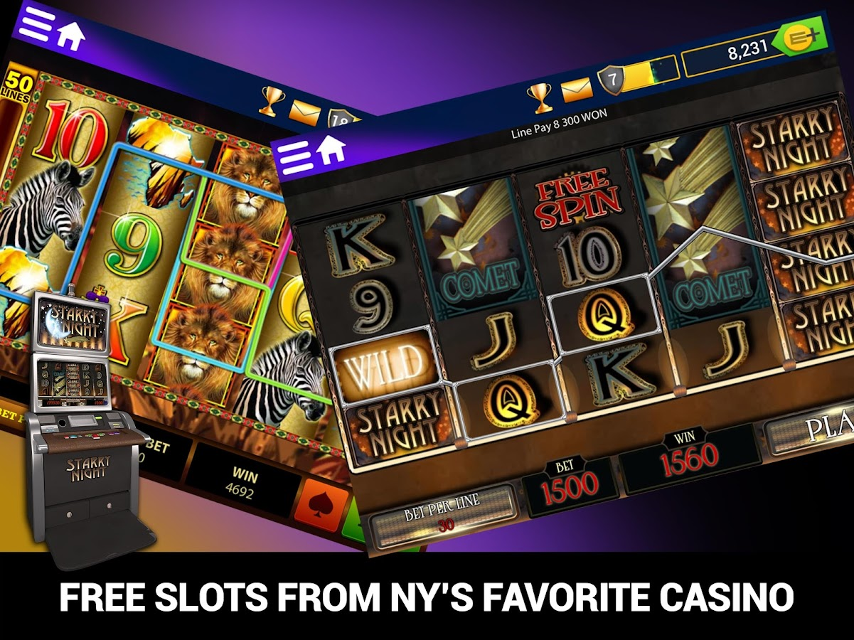 empire city casino free play