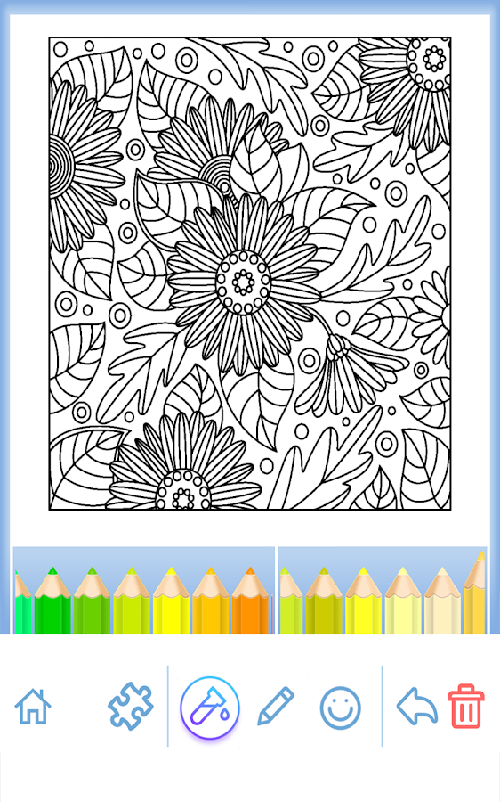 Coloring Book for Adults - Android Apps on Google Play
