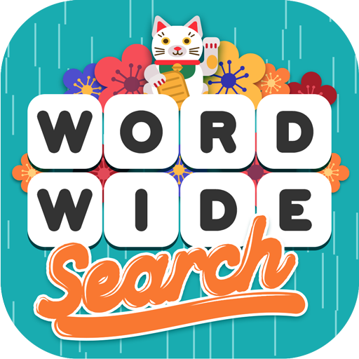 Word Wide Search Icon