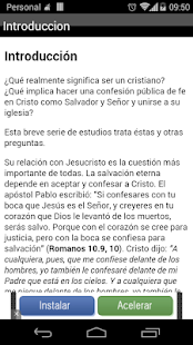 Confesar a Cristo 2.0- screenshot thumbnail