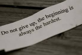 Never give up! - ABA Journal