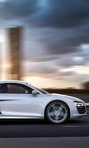 Themes Audi R8 screenshot 2