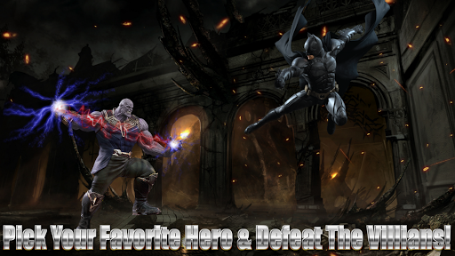 Mortal Heroes: Gods Fighting Among Us Hero Battle 1.0 screenshots 18