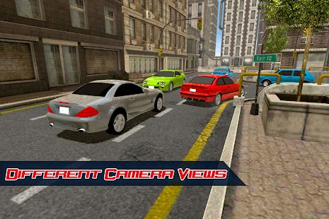 App Car Driving Simulator in City APK for Windows Phone